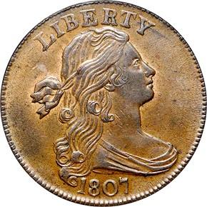 1807 1C MS obverse