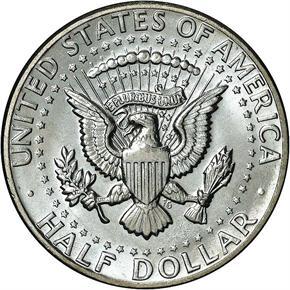 1971 50C MS reverse