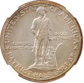 1925 LEXINGTON 50C MS reverse