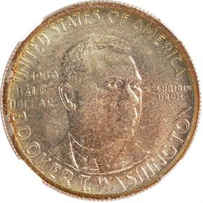 1950 S B.T. WASHINGTON 50C MS obverse