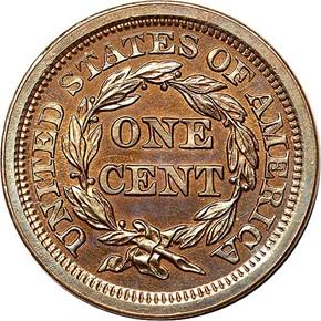 1854 1C PF reverse