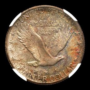 1930 S 25C MS reverse