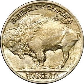 1917 5C MS reverse