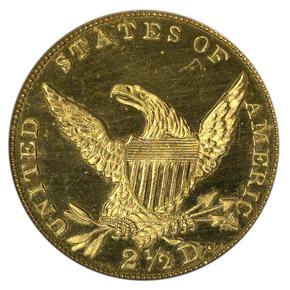 1836 $2.5 PF reverse