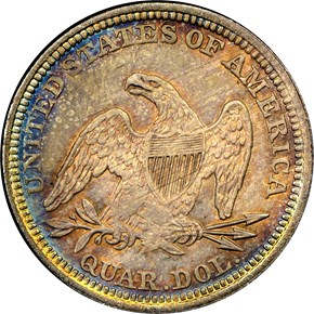 1858 25C MS reverse