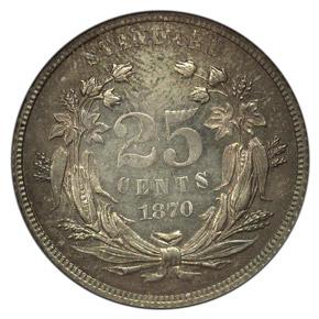 1870 J-888 25C PF reverse
