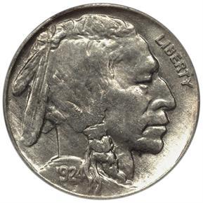 1924 5C MS obverse