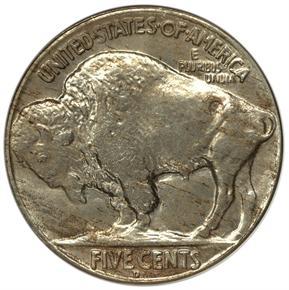1927 D 5C MS reverse