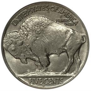 1927 S 5C MS reverse