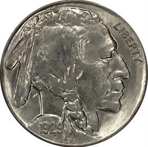 1929 S 5C MS obverse