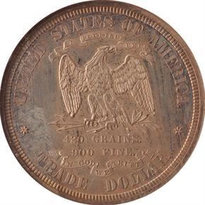 1873 J-1310 T$1 PF reverse