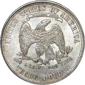 1875 T$1 MS reverse