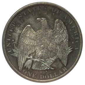 1879 J-1603 S$1 PF reverse