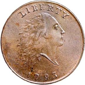 "1793 CHAIN ""AMERICA"" 1C MS obverse"
