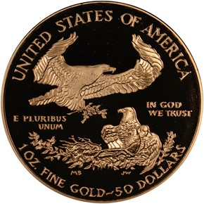 2003 W EAGLE G$50 PF reverse