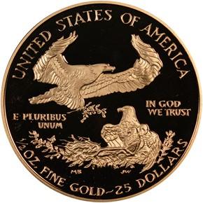 1996 W EAGLE G$25 PF reverse