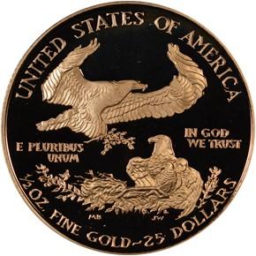 1994 W EAGLE G$25 PF reverse