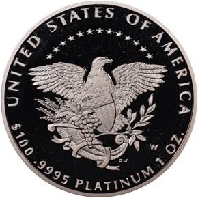 2005 W EAGLE P$100 PF reverse