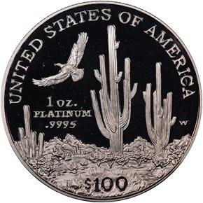 2001 W EAGLE P$100 PF reverse