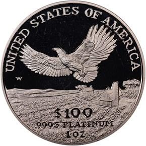 2000 W EAGLE P$100 PF reverse