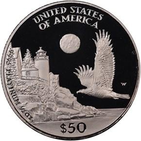 1998 W EAGLE P$50 PF reverse