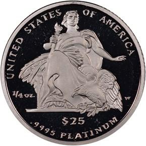 2004 W EAGLE P$25 PF reverse