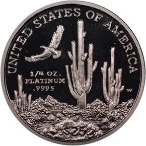2001 W EAGLE P$25 PF reverse