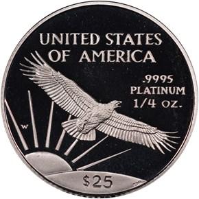 1997 W EAGLE P$25 PF reverse