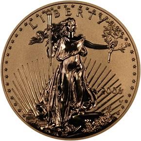 2006 W REVERSE PF EAGLE 20TH ANNIVERSARY G$50 PF obverse