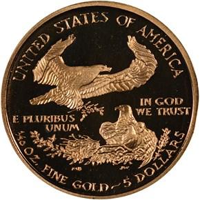 2000 W EAGLE G$5 PF reverse