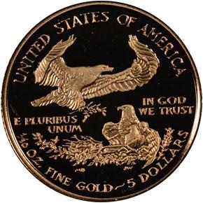 2005 W EAGLE G$5 PF reverse