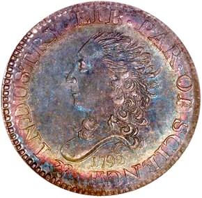 1792 H10C MS obverse
