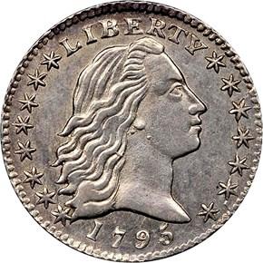 1795 H10C MS obverse