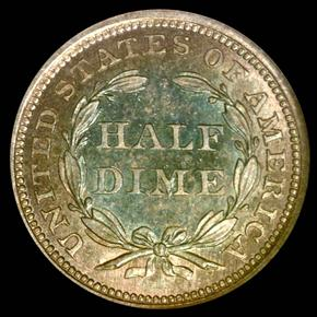 1853 ARROWS H10C MS reverse