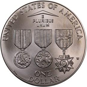 1994 W VIETNAM S$1 MS reverse