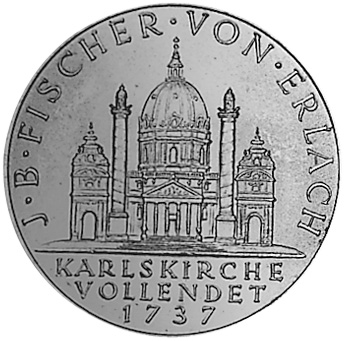 1937 Austria 2 Schilling reverse