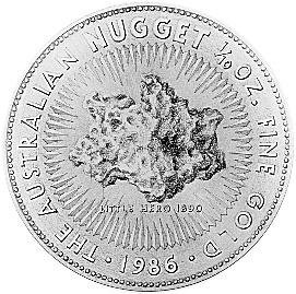 1986-1989 Australia 15 Dollars reverse