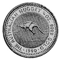 1989-1990 Australia 15 Dollars reverse