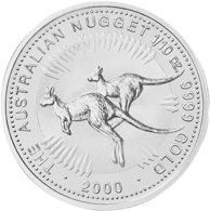 2000 Australia 15 Dollars reverse