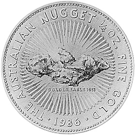1986-1989 Australia 25 Dollars reverse