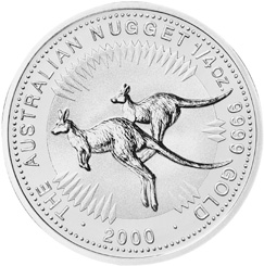 2000 Australia 25 Dollars reverse