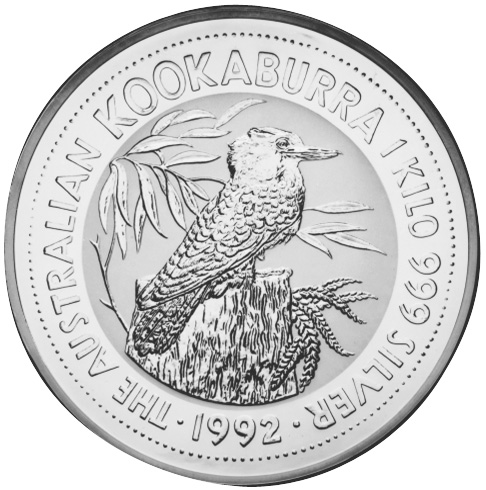 1992-1993 Australia 30 Dollars reverse