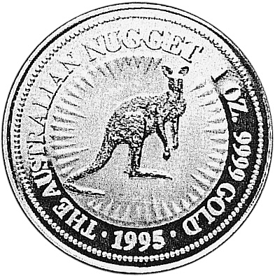 1994-1995 Australia 100 Dollars reverse