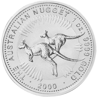 2000 Australia 100 Dollars reverse