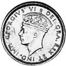 1938-1944 Newfoundland 10 Cents obverse