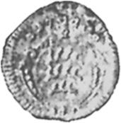 1695-1733 German States WURTTEMBERG 1/2 Kreuzer, 4 Pfennig obverse