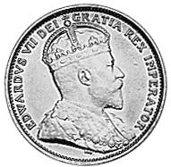 1904 Newfoundland 20 Cents obverse