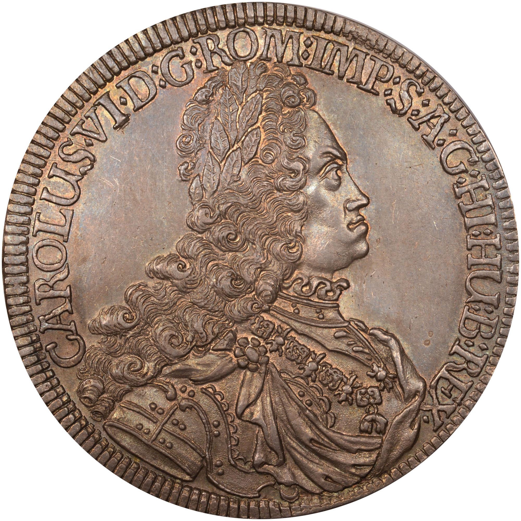 1719-1734 Austria Thaler obverse