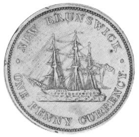1854 Disestablishments In New Brunswick