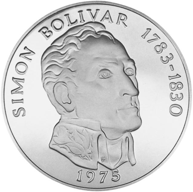 1972-1976 Panama 20 Balboas reverse